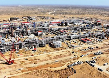 ЛУКОЙЛ досрочно завершил строительство 1-й очереди Кандымского газоперерабатывающего завода