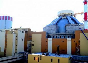 Здание реактора Нововоронежской АЭС-2 достигло своих проектных размеров