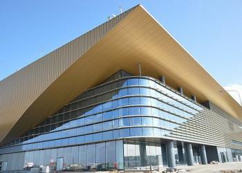 Строительство нового терминала международного аэропорта «Пермь»