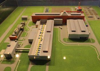 В Санкт-Петербурге заложен завод по производству строительной арматуры