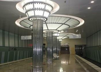 В Нижнем Новгороде открыта станция метро «Стрелка»