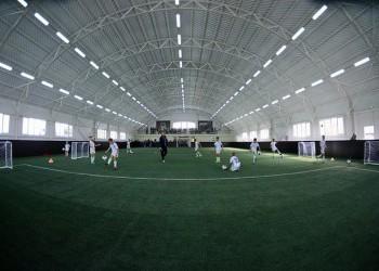 В Краснодарском крае открылся 18-й футбольный манеж академии ФК «Краснодар»
