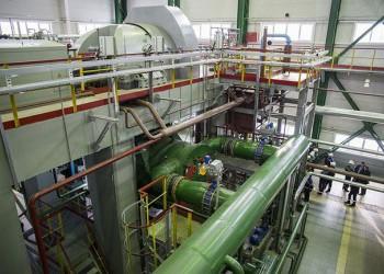 В г. Кемерово ввели в строй электростанцию