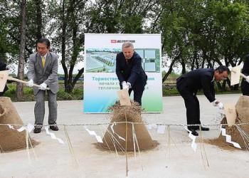Строительство тепличного комплекса началось в Хабаровске