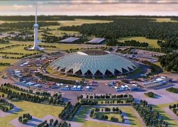 Последний стадион ЧМ-2018 введен в эксплуатацию