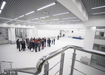 В НИТУ «МИСиС» завершено строительство инжинирингового центра
