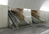 второй зал станции метро «Петровско-Разумовская»