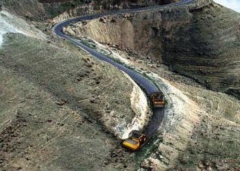 Крым обновляет дороги