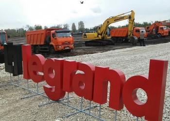 ВУльяновской области стартовало строительство завода Legrand