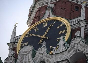 Завершена реставрация Спасской башни Кремля