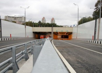 Москва: на улице Народного Ополчения открылся винчестерный тоннель