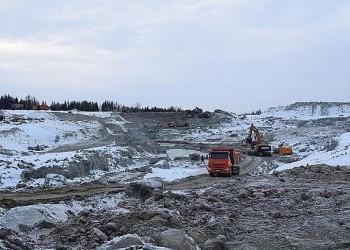 В Кемском районе Карелии полным ходом идет строительство малых гидроэлектростанций