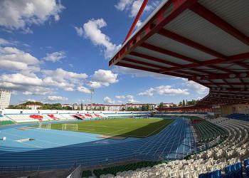 В Уфе после реконструкции открылся стадион «Нефтяник»