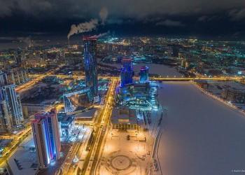 В Екатеринбурге сдана в эксплуатацию 52-этажная башня «Исеть»
