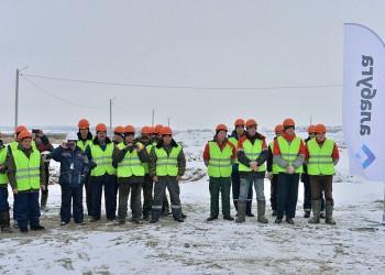 В ОЭЗ «Алабуга» в Татарстане началось строительство двух новых заводов