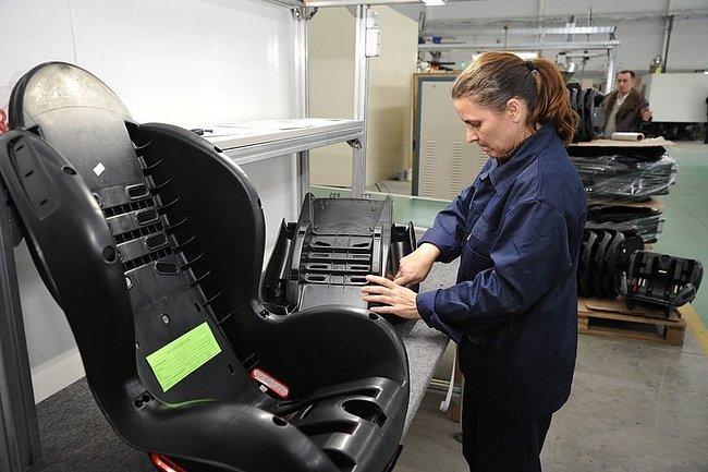 завод по производству детских колясок