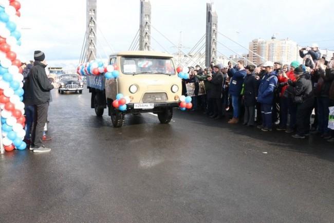развязка Пулковского шоссе
