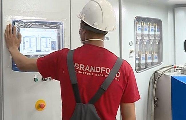 строительство завода холодильного оборудования