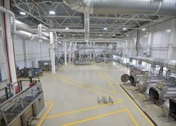 В Подмосковье открылся завод по производству кормов для животных