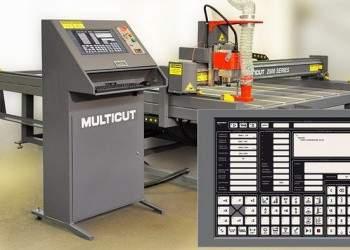 Компанией MULTICUT запущено производство тестовой партии программного управления станков с ЧПУ