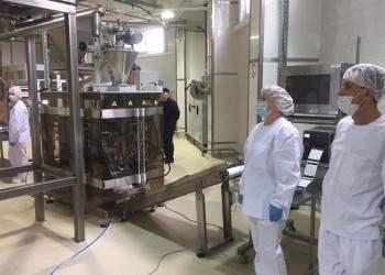 Завод по производству пищевых добавок открылся в Московской области