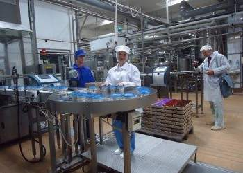 В России открыли первую линию производства исландского скира