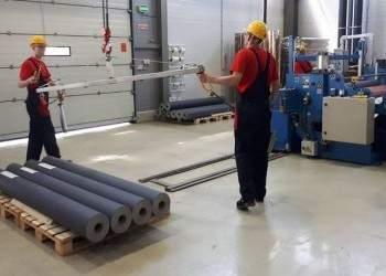 Производство гидроизоляционных материалов открыто в Подмосковье