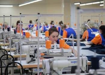 Производство по пошиву спецодежды открыто в Вологодской области