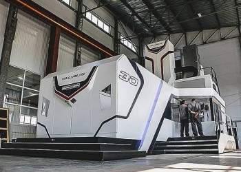 Открыт «Новокузнецкий завод точной металлообработки»