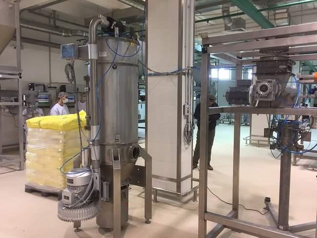Завод по производству комплексных пищевых добавок