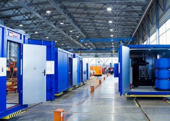 В Ярославской области запущено новое производство энергетического машиностроения
