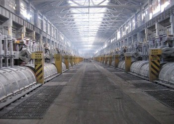 ИркАЗ создал цех по капремонту электролизеров