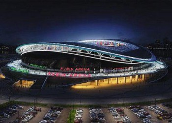 Открытие Чемпионата мира по водным видам спорта в Казани