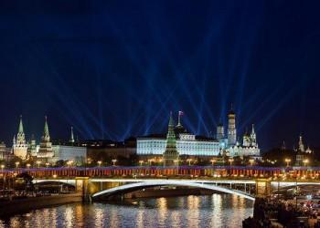 Российская столица отмечает свой 868-й День рождения