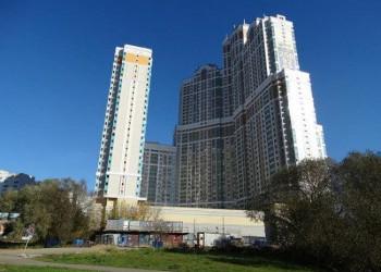 Москва завершенное строительство в 2013