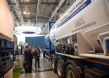 Ростех представил мобильную энергоустановку на основе СПГ