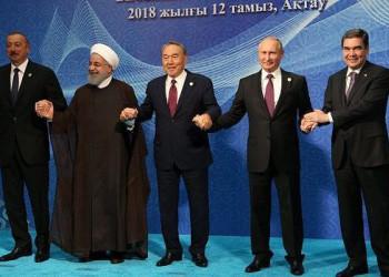 «Эпохальное событие»: пять президентов поделили Каспий