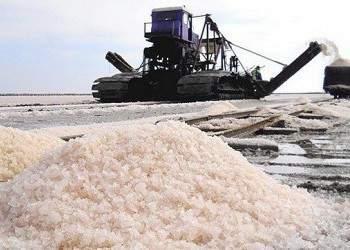 В Крыму возрождают добычу уникальной розовой соли