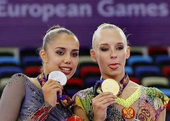Сборная России завоевала пять золотых медалей в седьмой день Европейских игр