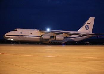 Самолеты ВВС России с медикаментами для Гвинеи совершили посадку в Конакри