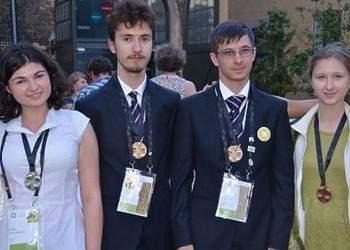 На олимпиаде по биологии школьники России завоевали две золотые медали