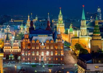 Россия вошла в топ-10 самых посещаемых стран мира