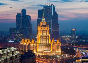 Москва признана лучшим городом делового и событийного туризма согласно Business Traveller Awards