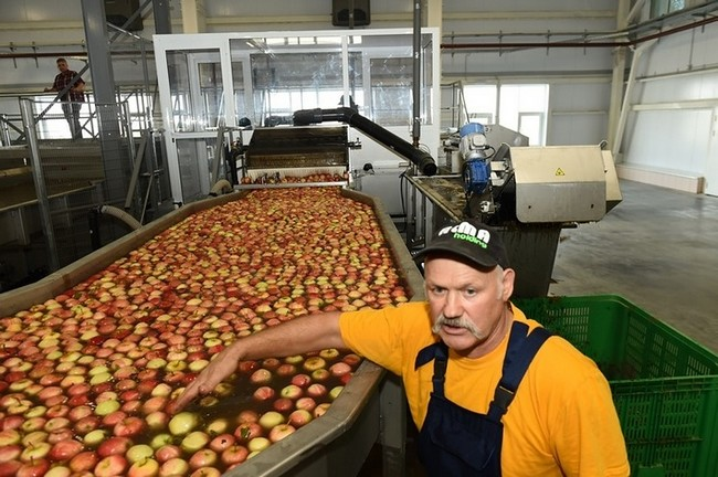 плодохранилище мощностью 6800 тонн