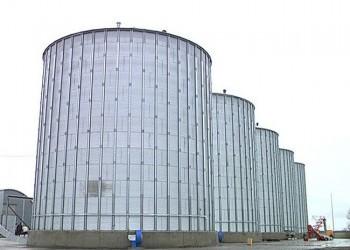 Курское ООО «Неварь» ввело новый зерносушильный комплекс