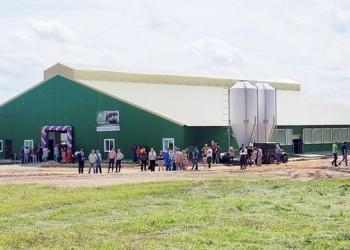В Калужской области открыли 31-ю роботизированную ферму