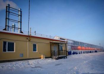Единственный в мире тепличный комплекс построенный на вечной мерзлоте