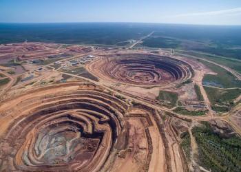 «АЛРОСА» вышла на рекордный уровень алмазодобычи