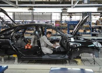 В России резко выросли объемы производства автомобилей