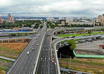 Москва — единственный мегаполис мира с опережающими темпами строительства дорог